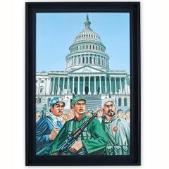 """Chairman Mao's Long Journey"" Capitol."