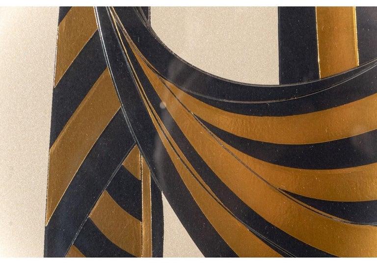 Erté '1892-1990' Limited Edition Color 1989 Serigraph,