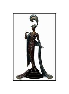 $25,000 ERTE Signed BRONZE Sculpture DIRECTOIRE Original Art RARE ARTIST PROOF
