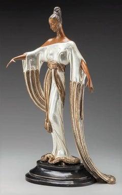 Art Deco Figurative Sculptures