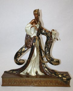 """Rigoletto"" (Bronze) by Erte, Signed and Numbered list price - $30,000"
