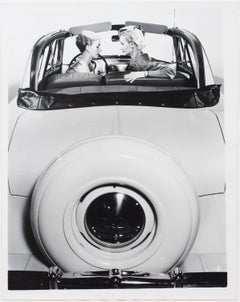 From The Car Series, American Vogue, New York