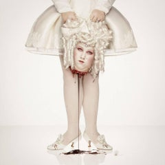 ERWIN OLAF MARIE-ANTOINETTE of the Royal Blood serie 125cm by 125cm