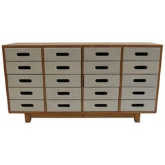 Esavian Chest of Drawers by James Leonard, 1950s