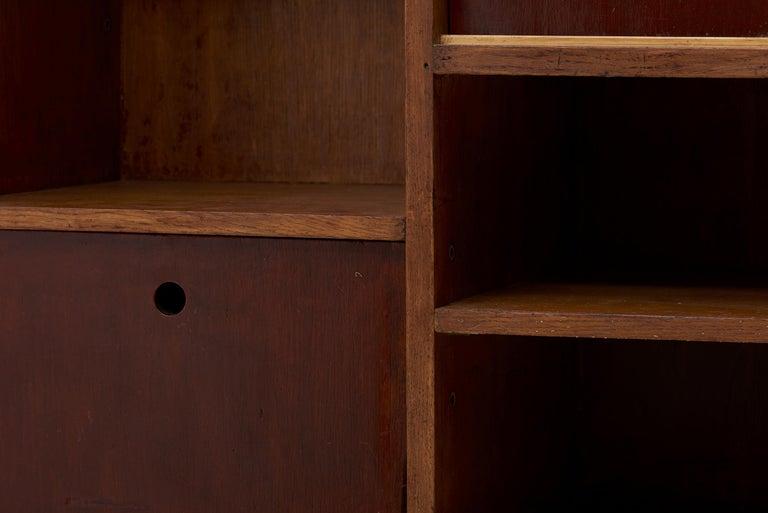 Escande Cabinet designed for University D' Antony, France For Sale 5