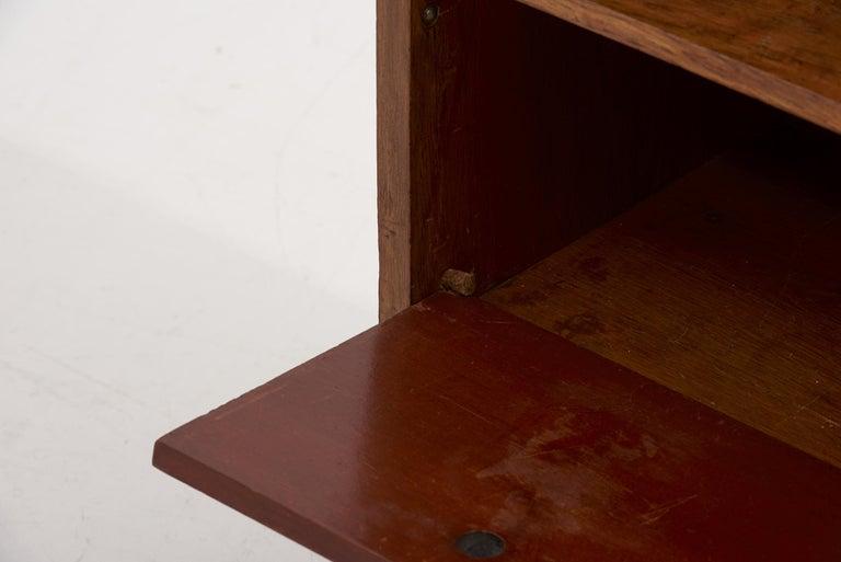 Escande Cabinet designed for University D' Antony, France For Sale 8