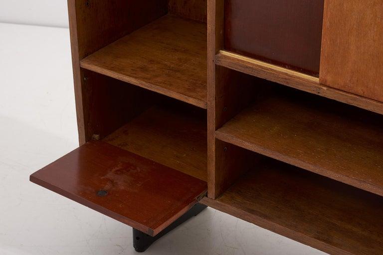 Escande Cabinet designed for University D' Antony, France For Sale 9