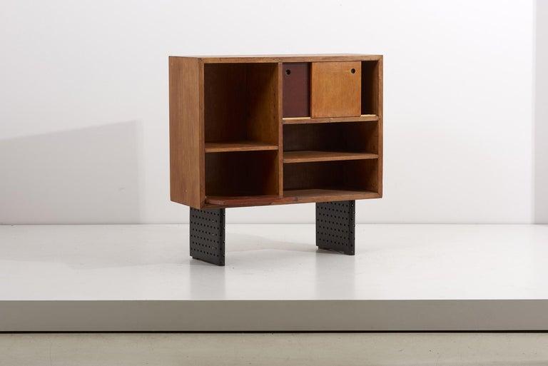 Mid-Century Modern Escande Cabinet designed for University D' Antony, France For Sale