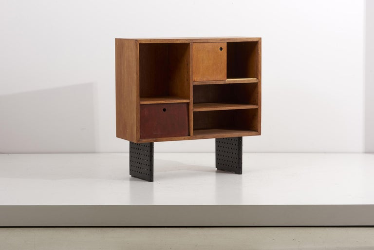 Escande Cabinet designed for University D' Antony, France In Fair Condition For Sale In Berlin, DE