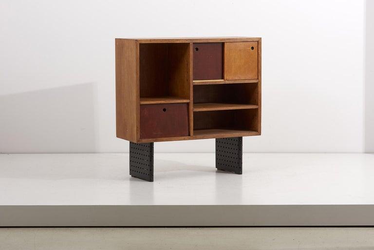 Mid-20th Century Escande Cabinet designed for University D' Antony, France For Sale