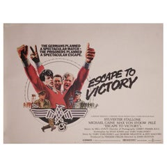 Escape To Victory, 1981 Poster