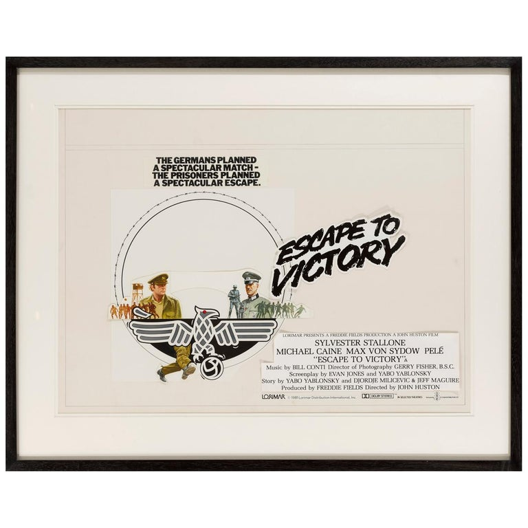 Escape to Victory For Sale