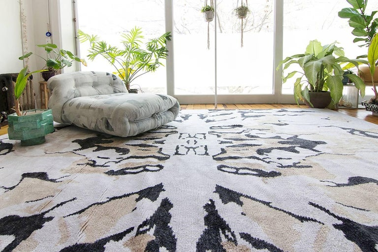 Rug pattern: Mamoun, Neutral