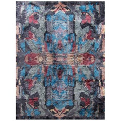 Eskayel, Tamandot, Tesoro Rug, Bamboo Silk Terrier Weave