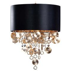 Esmeralda Black Pendant Lamp