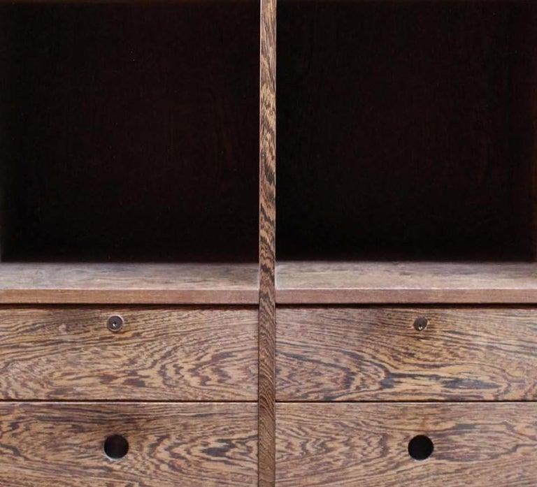 Italian Esotica Tall Cabinet by Meccani Design For Sale