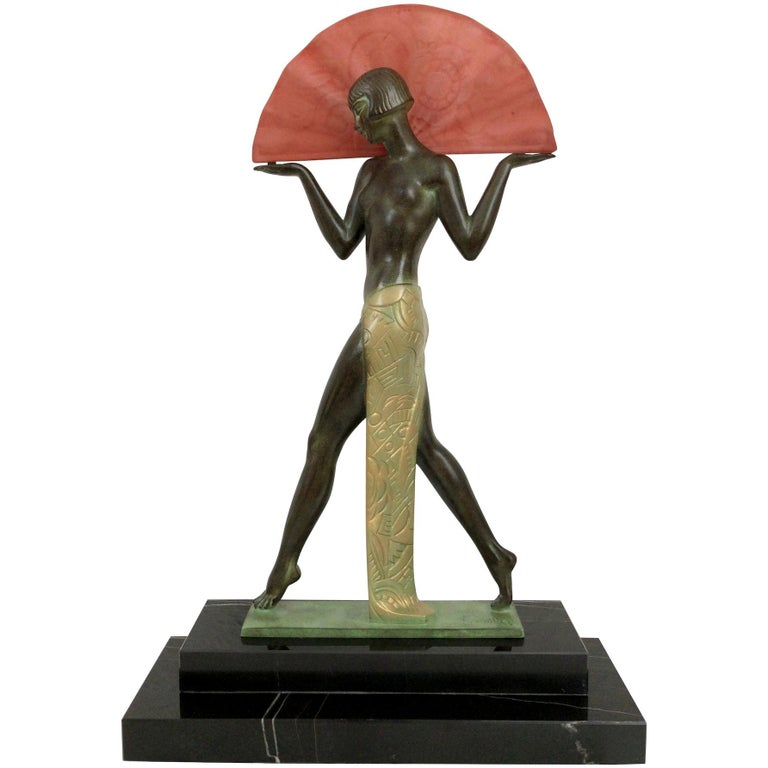 """""""Espana"""" Designed in France during the roaring 1920s by """"Raymonde Guerbe"""" (1894-1995)  She was married with the famous sculptor"""
