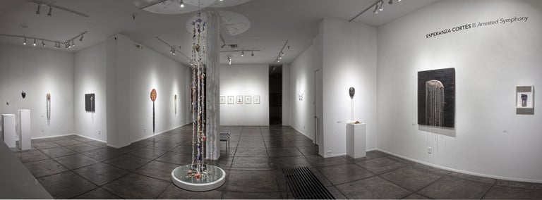 I.D. Bracelet - Contemporary Mixed Media Art by Esperanza Cortes