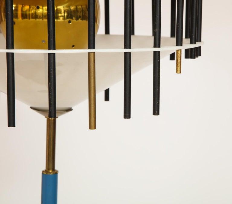 Mid-Century Modern Esperia Rare Floor Lamp For Sale