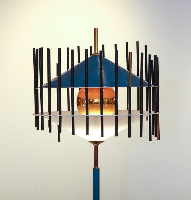 Esperia Rare Floor Lamp For Sale 1
