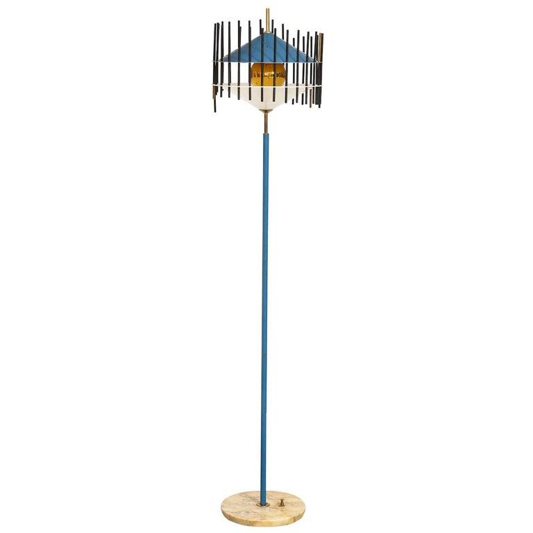 Esperia Rare Floor Lamp For Sale