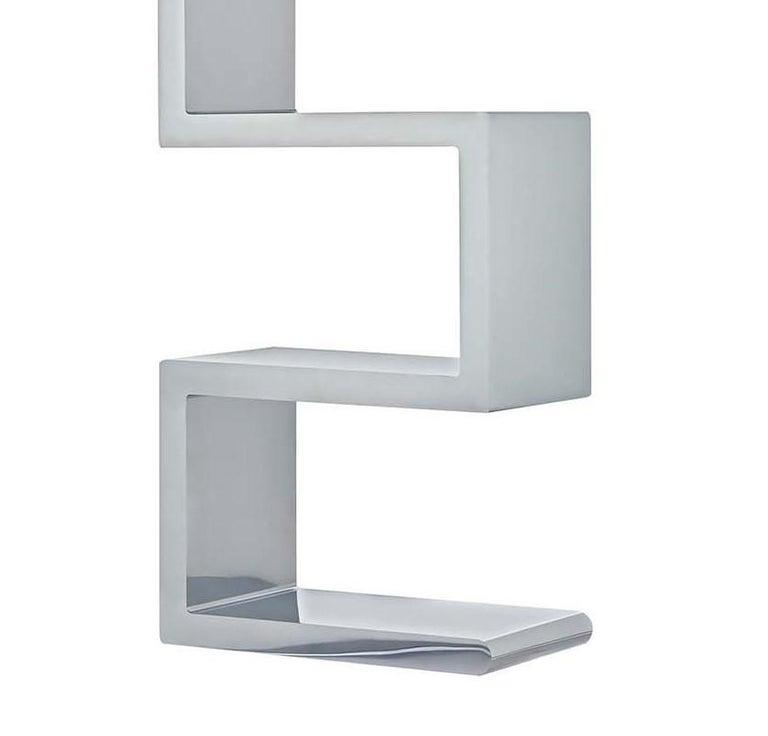 Italian Espongo Bookcase by Giancarlo Pretazzoli For Sale
