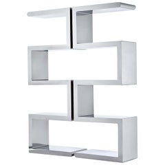 Espongo Set of 2 Bookcases by Giancarlo Pretazzoli