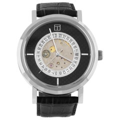 Esposto Automatic Watch, Steel IP
