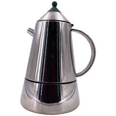 Espresso Coffee Maker Postmodern Design by Bialetti 6 Cup