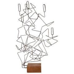 """Essaim,"" Unique Sculpture by William Lemariey"