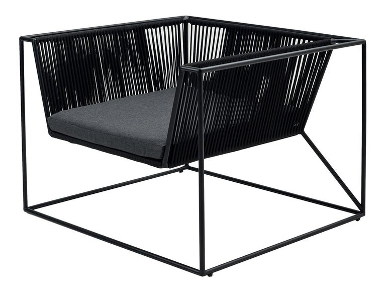 Essential Armchair by Braid Outdoor In New Condition For Sale In Milan, IT