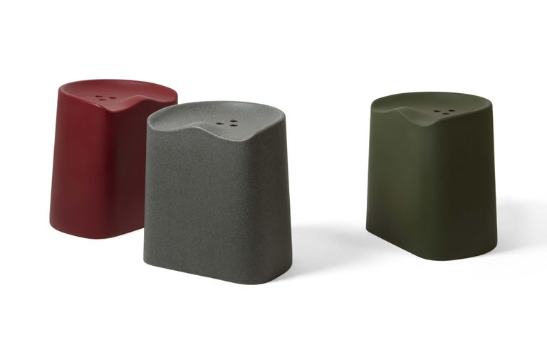 Established & Sons Butt Stool by Estd Collection For Sale 11
