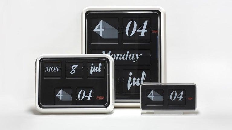 Established & Sons Large Font Clock by Sebastian Wrong For Sale 1
