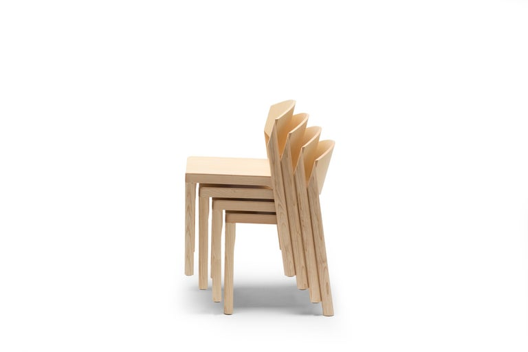Established & Sons Mauro Chair by Mauro Pasquinelli For Sale 14