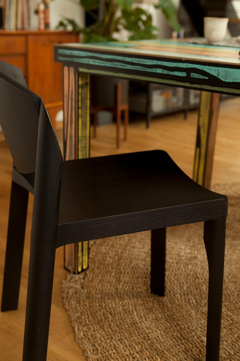Established & Sons Mauro Chair by Mauro Pasquinelli For Sale 26