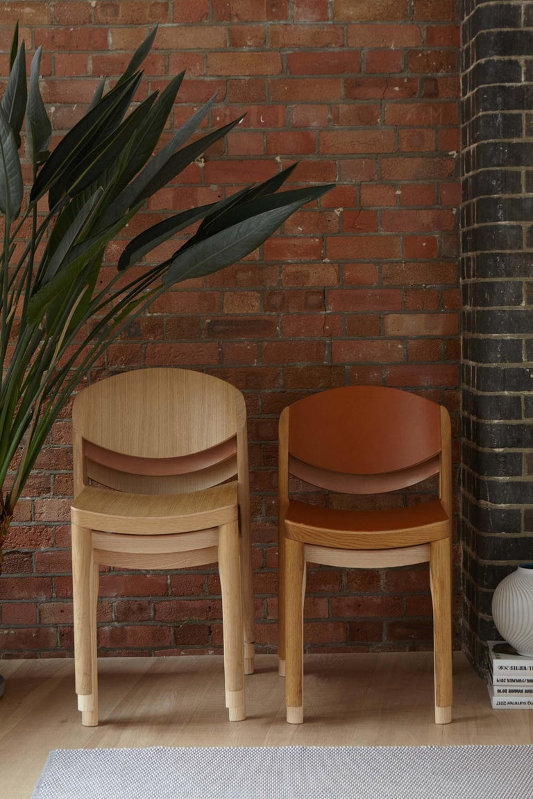Established & Sons Mauro Chair by Mauro Pasquinelli For Sale 27