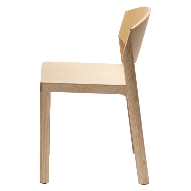 For Sale: Beige (6309) Established & Sons Mauro Chair by Mauro Pasquinelli