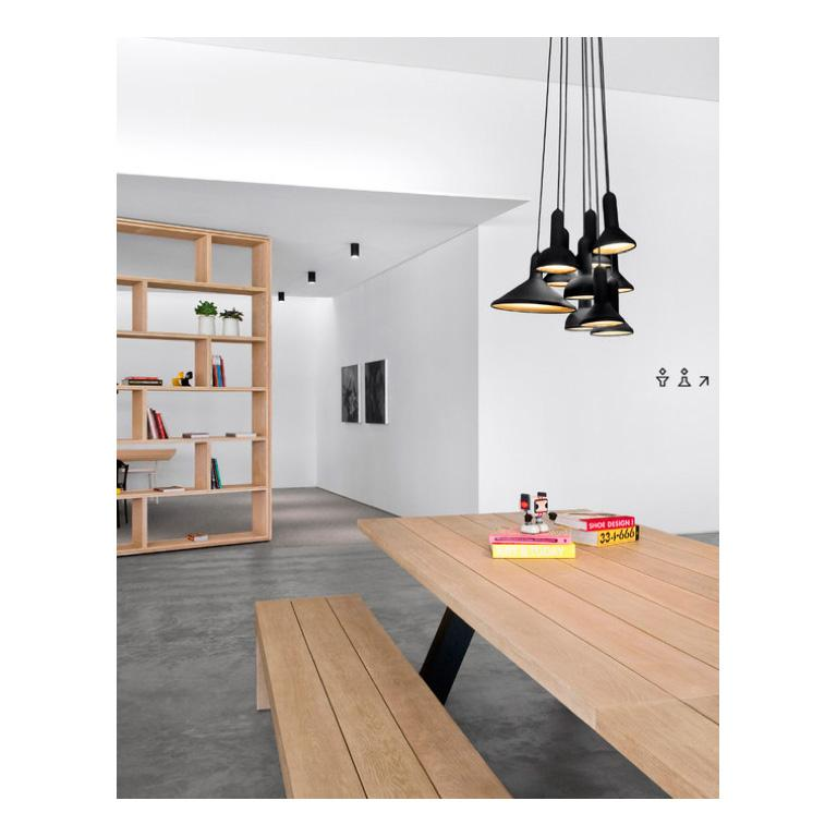 Established & Sons S10 Bunch Torch Pendant Light by Sylvain Willenz For Sale 1