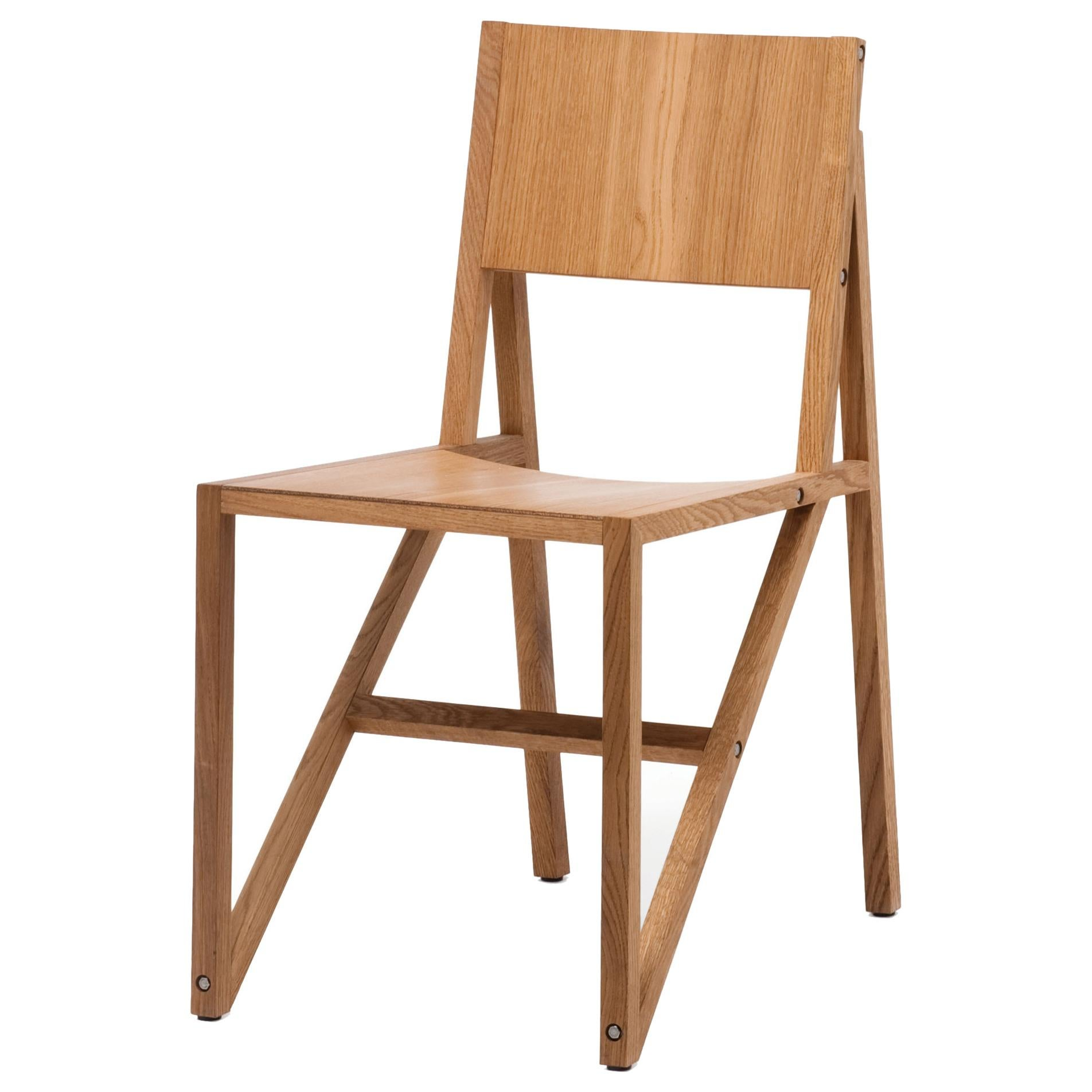 Established & Sons Single Frame Chair by Wouter Scheublin