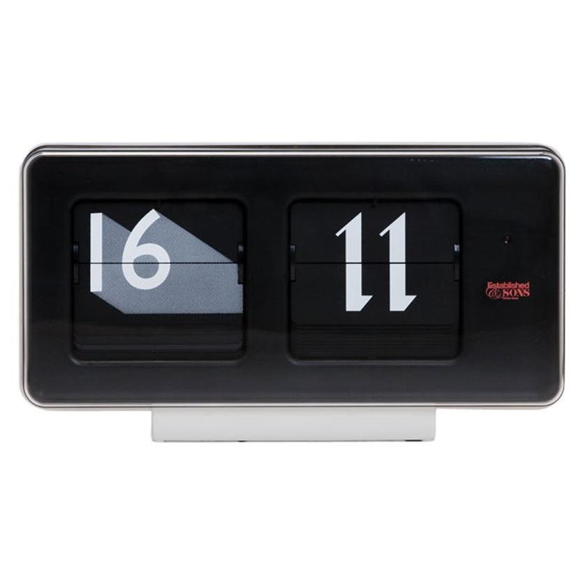 Established & Sons Small Font Clock by Sebastian Wrong