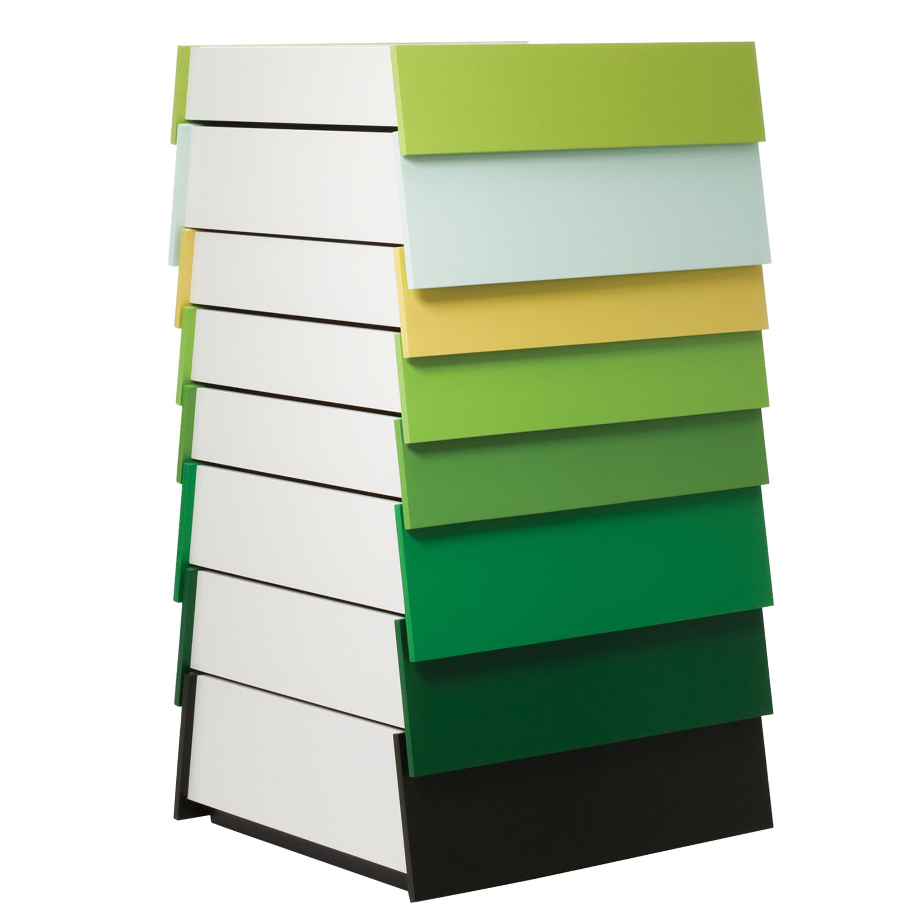 Established & Sons Stack-8 Drawers by Raw Edges and Shay Alkalay