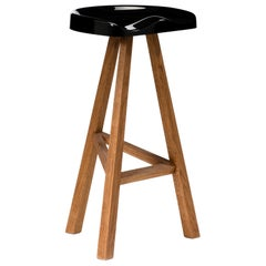 Established & Sons Tall Heidi Stool by Sebastian Wrong