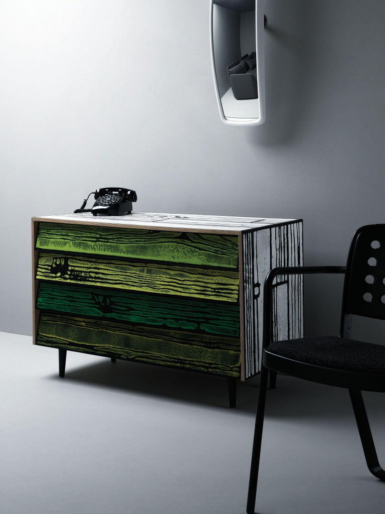 Established & Sons Wrongwoods Drawers by Richard Woods and Sebastian Wrong For Sale 7