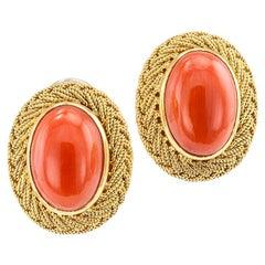 1970s Stud Earrings