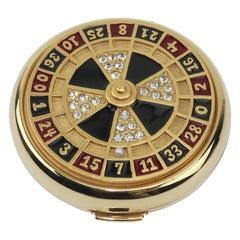 Estee Lauder Roulette Wheel Powder Compact