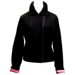 Esteve Sitamurt Merino Wool Knit Jacket