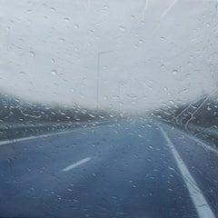 Saudade - Esther Nienhuis Oil Photorealistic Landscape Painting on Canvas