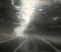Saudade - Esther Nienhuis Photorealist Landscape Oil Painting