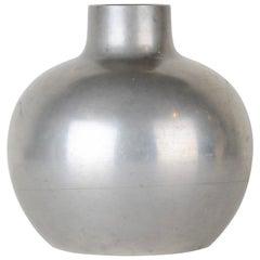 Estrid Ericson, Vase, Pewter, Firma Svenskt Tenn, Sweden, 1931