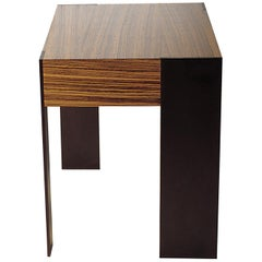 ET-33 End Table with Metal Legs by Antoine Proulx
